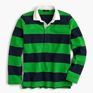 J. Crew Tops - NWT J.Crew Women's 1984 Rugby Shirt in Stripe